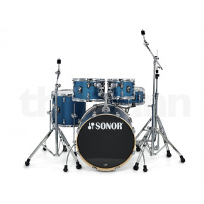 SONOR AQ1 Dark Blue Sparkle Stage Set