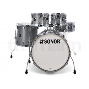 SONOR AQ2 Titanium Quartz Studio Shell Set