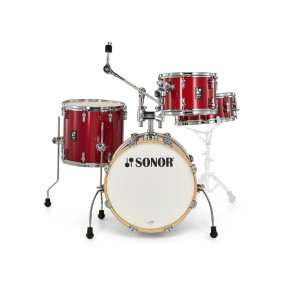 SONOR AQX Series Red Moon Sparkle Jazz Set