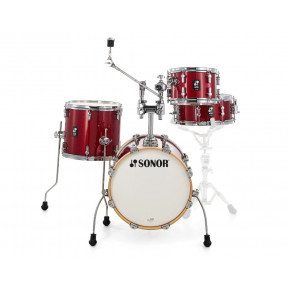SONOR AQX Series Red Moon Sparkle Jungle Set