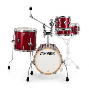 SONOR AQX Series Red Moon Sparkle Micro Set