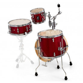 SONOR AQX Series Red Moon Sparkl..