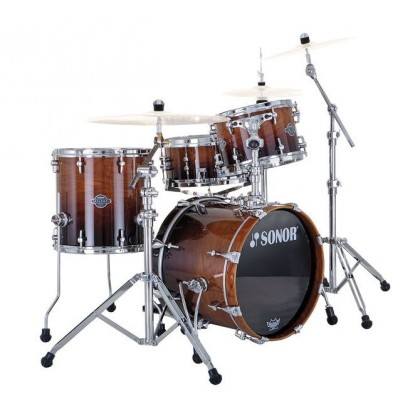 SONOR Ascent Jazz Burnt Fade