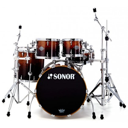 SONOR Ascent Stage 1 Burnt Fade