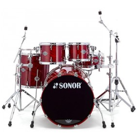 SONOR Ascent Studio Coral Red