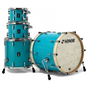 SONOR Birch Infinite Vintage Azure Shell Set