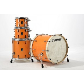 SONOR Birch Infinite Vintage Amber Shell Set