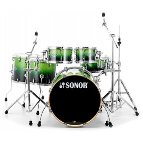 SONOR Essential Force S-Drive Green Fade