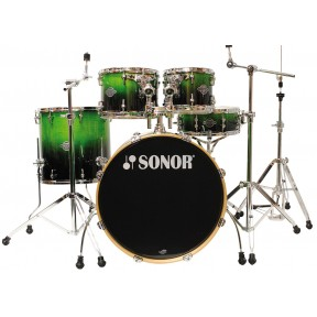 SONOR Essential Force Stage 3 Green Fade