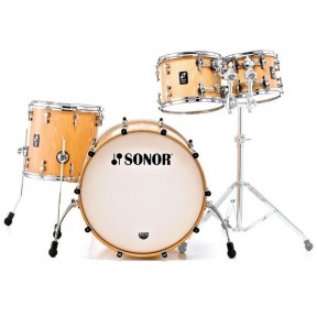SONOR Prolite Stage 3 Natural Shell Set