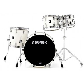 SONOR Prolite Stage 2 Creme White Shell Set