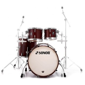 SONOR Prolite Stage 3 Nussbaum Shell Set