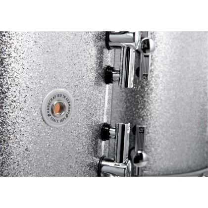 SONOR Prolite Stage 2 Silver Sparkle Shell Set