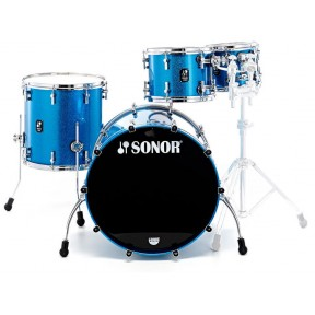 SONOR Prolite Studio Blue Sparkle Shell Set