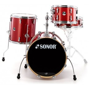 SONOR Bop Red Sparkle Shell Set