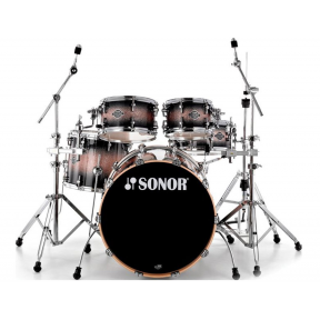 SONOR Select Force Stage 1 Brown Galaxy Sparkle