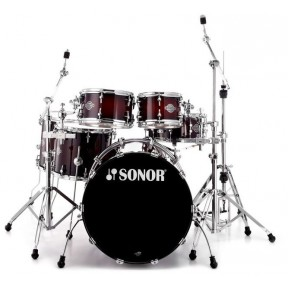 SONOR Select Force S-Drive Smooth Brown Burst