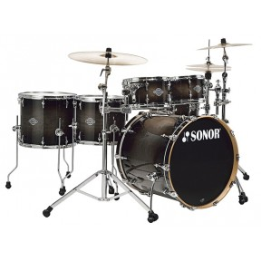 SONOR Select Force S-Drive Transparent Black Burst