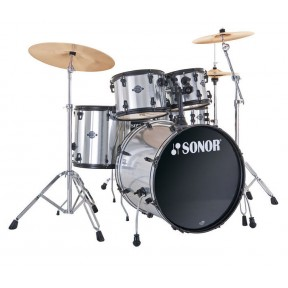 SONOR Smart Force Studio Brushed Chrome