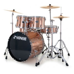 SONOR Smart Force Studio Brushed Copper