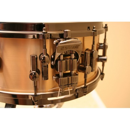 SONOR Artist Snare Drum Bronze Black 14x6""