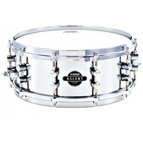 """SONOR Ascent Snare Drum Steel 14x5.5"""""""