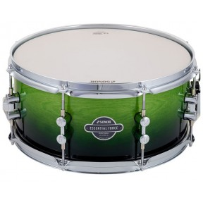 SONOR Essential Force Snare Drum Green Fade 14x6.5""
