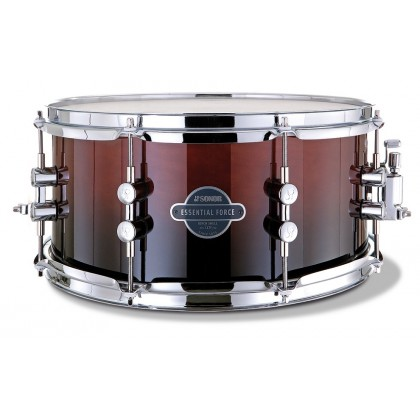 """SONOR Essential Force Snare Drum Brown Fade 14x6.5"""""""