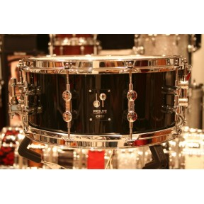 SONOR Prolite Snare Drum Brilliant Black 14x6""