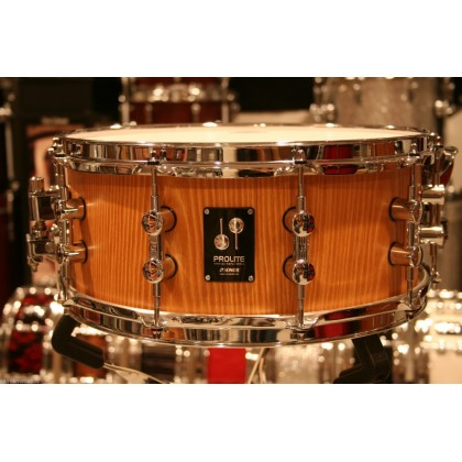 "SONOR Prolite Snare Drum Natural 14x6"" w/die-cast"