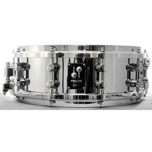 "SONOR Prolite Snare Drum Steel 14x5"" w\die-cast"