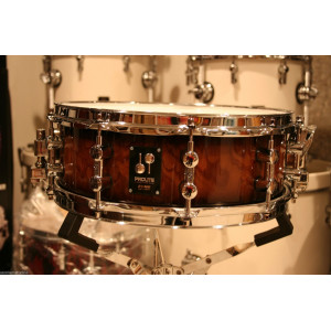 SONOR Prolite Snare Drum Walnut Brown Burst 12x5""