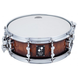 SONOR Prolite Snare Drum Walnut Brown Burst 14x5""