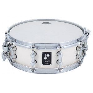SONOR Prolite Snare Drum Creme White 14x5""
