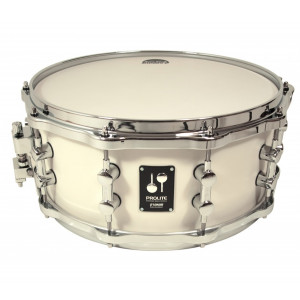 "SONOR Prolite Snare Drum Creme White 14x5"" w/die-cast"
