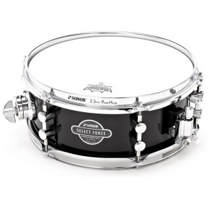 SONOR Select Force Snare Drum Piano Black 12x5""