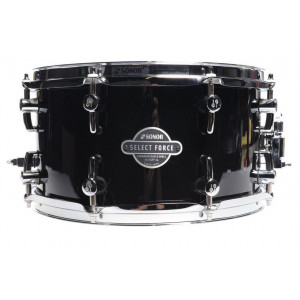 SONOR Select Force Snare Drum Piano Black 13x7""