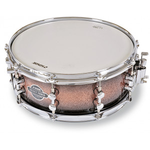 SONOR Select Force Snare Drum Brown Galaxy Sparkle 14x5,5""