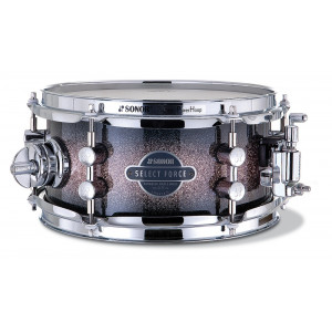 """SONOR Select Force Snare Drum Brown Galaxy Sparkle 10x5"""""""