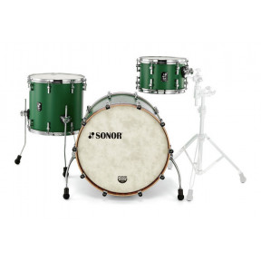 SONOR SQ1 Roadster Green Studio Shell Set