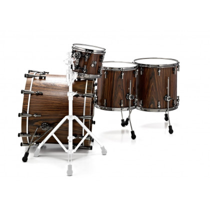 SONOR SQ2 Beech Matte Rosewood Vintage Shell Set